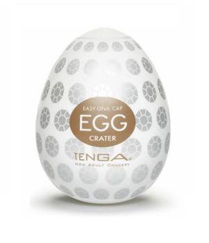 EGG-008 TENGA Egg Мастурбатор яйцо Crater